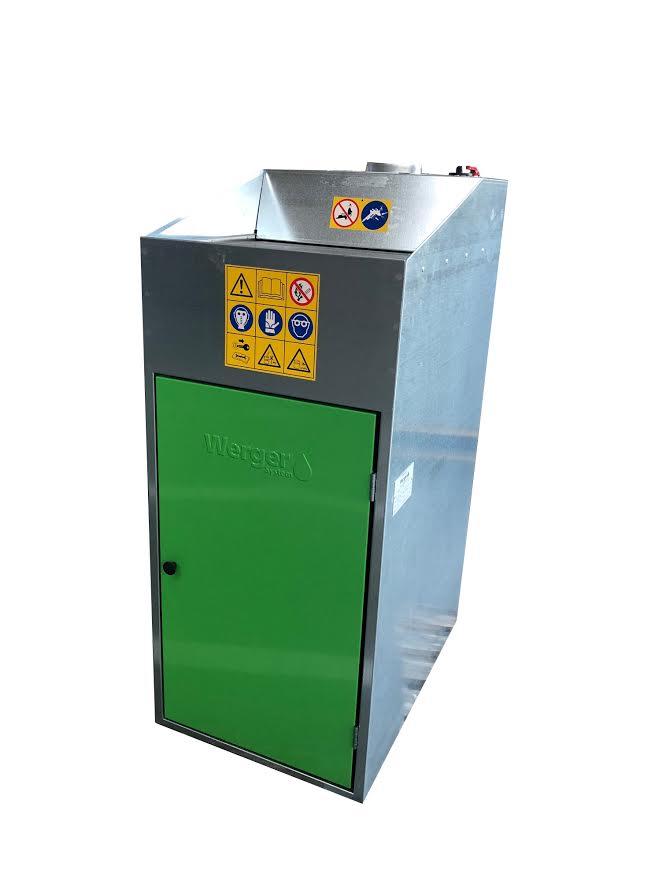 SP100 Lavapistolas Automática