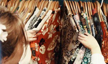 Contaminación de la moda rápida